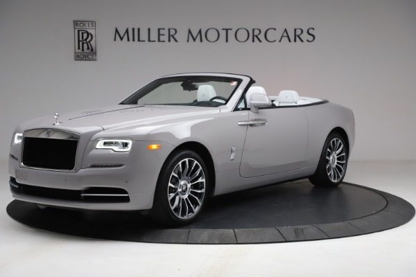 New 2021 Rolls-Royce Dawn for sale $405,850 at Aston Martin of Greenwich in Greenwich CT 06830 3