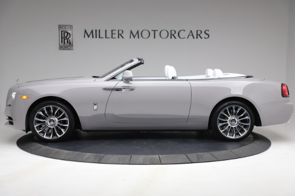 New 2021 Rolls-Royce Dawn for sale $405,850 at Aston Martin of Greenwich in Greenwich CT 06830 4