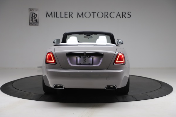 New 2021 Rolls-Royce Dawn for sale $405,850 at Aston Martin of Greenwich in Greenwich CT 06830 7