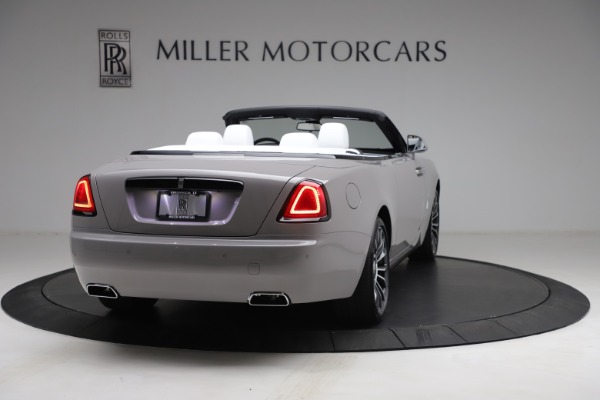 New 2021 Rolls-Royce Dawn for sale $405,850 at Aston Martin of Greenwich in Greenwich CT 06830 8