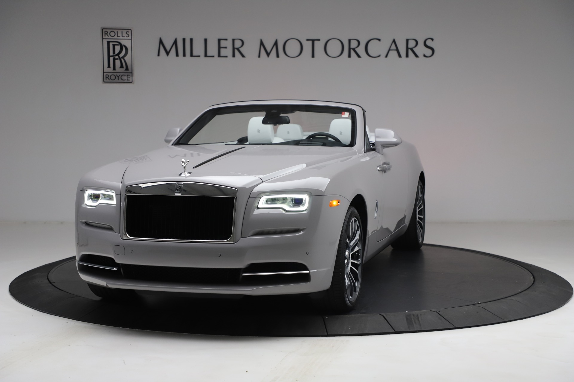 New 2021 Rolls-Royce Dawn for sale $405,850 at Aston Martin of Greenwich in Greenwich CT 06830 1
