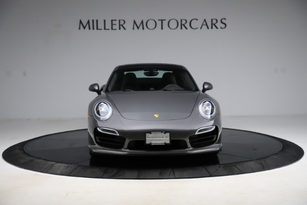 Used 2015 Porsche 911 Turbo for sale $109,900 at Aston Martin of Greenwich in Greenwich CT 06830 12