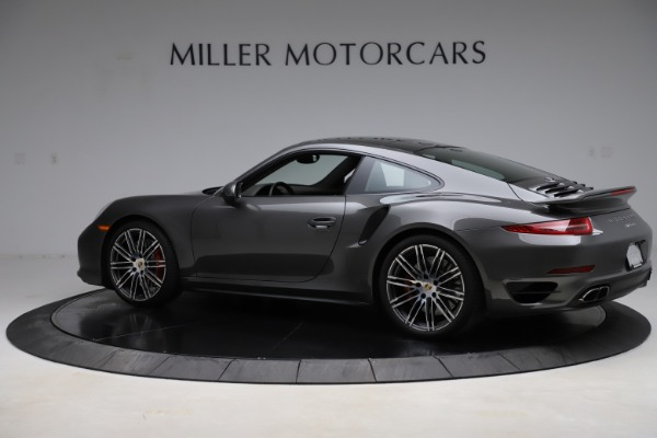 Used 2015 Porsche 911 Turbo for sale $109,900 at Aston Martin of Greenwich in Greenwich CT 06830 4