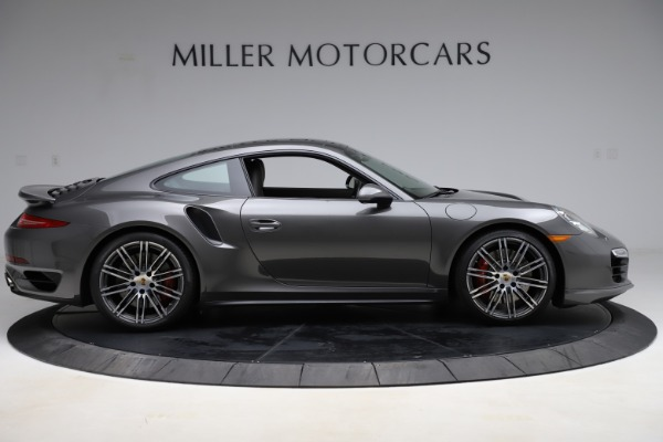 Used 2015 Porsche 911 Turbo for sale $109,900 at Aston Martin of Greenwich in Greenwich CT 06830 9