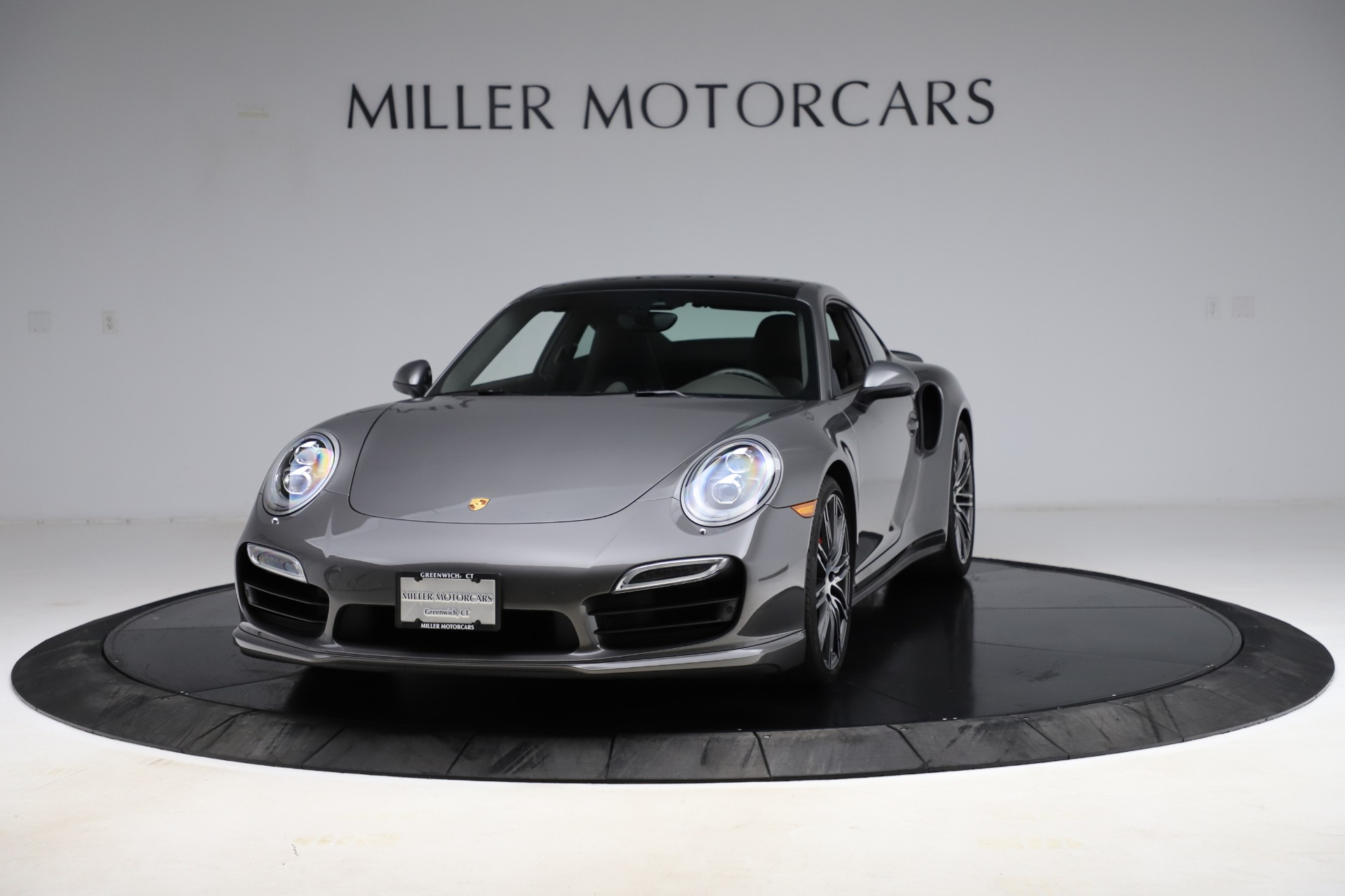 Used 2015 Porsche 911 Turbo for sale $109,900 at Aston Martin of Greenwich in Greenwich CT 06830 1
