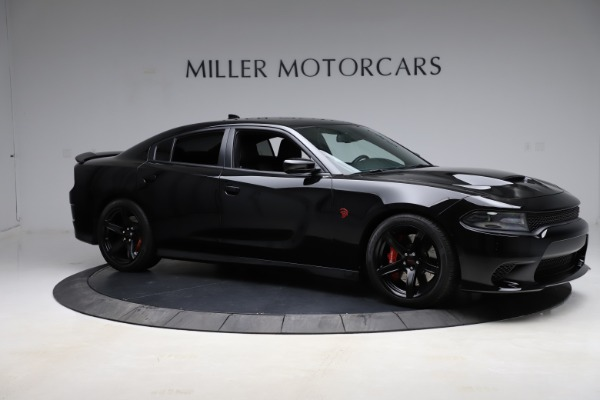 Used 2018 Dodge Charger SRT Hellcat for sale $59,900 at Aston Martin of Greenwich in Greenwich CT 06830 10