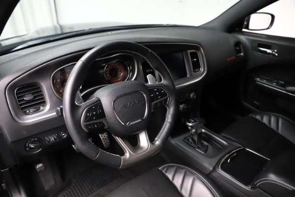 Used 2018 Dodge Charger SRT Hellcat for sale $59,900 at Aston Martin of Greenwich in Greenwich CT 06830 13