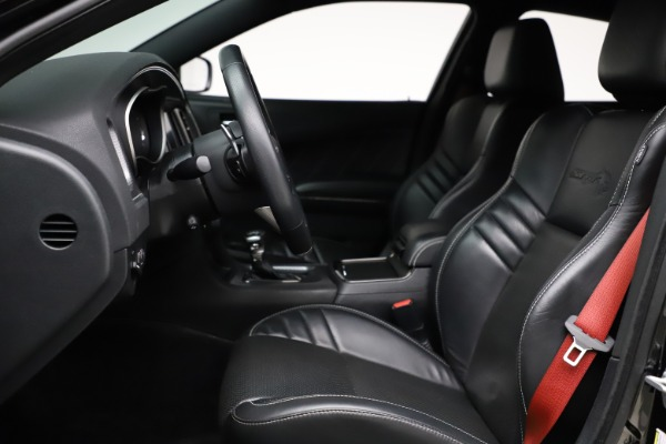 Used 2018 Dodge Charger SRT Hellcat for sale $59,900 at Aston Martin of Greenwich in Greenwich CT 06830 14