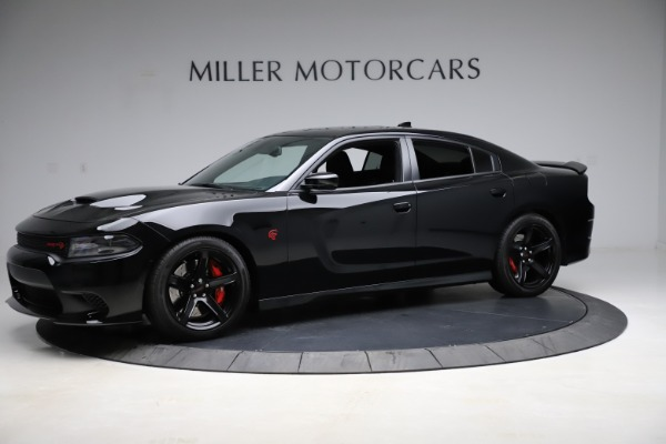 Used 2018 Dodge Charger SRT Hellcat for sale $59,900 at Aston Martin of Greenwich in Greenwich CT 06830 2