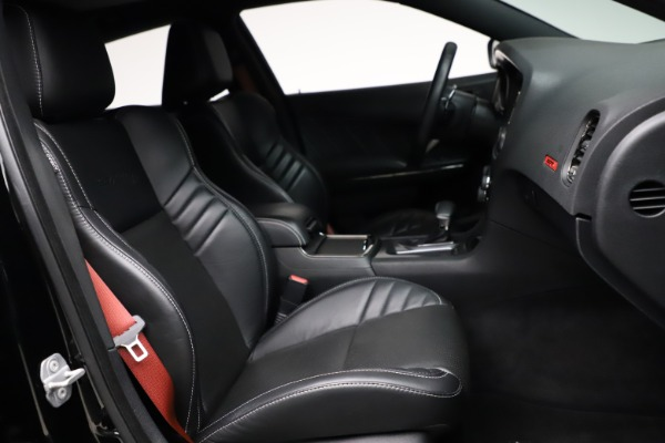 Used 2018 Dodge Charger SRT Hellcat for sale $59,900 at Aston Martin of Greenwich in Greenwich CT 06830 22