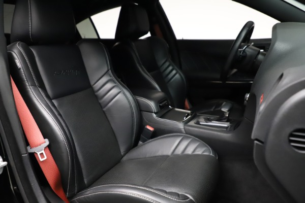 Used 2018 Dodge Charger SRT Hellcat for sale $59,900 at Aston Martin of Greenwich in Greenwich CT 06830 23