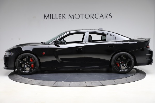 Used 2018 Dodge Charger SRT Hellcat for sale $59,900 at Aston Martin of Greenwich in Greenwich CT 06830 3