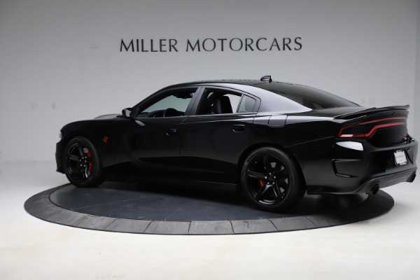 Used 2018 Dodge Charger SRT Hellcat for sale $59,900 at Aston Martin of Greenwich in Greenwich CT 06830 4