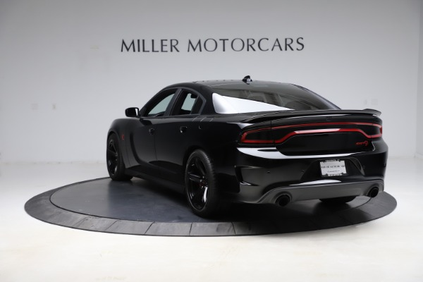 Used 2018 Dodge Charger SRT Hellcat for sale $59,900 at Aston Martin of Greenwich in Greenwich CT 06830 5
