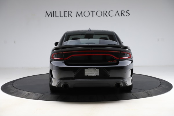 Used 2018 Dodge Charger SRT Hellcat for sale $59,900 at Aston Martin of Greenwich in Greenwich CT 06830 6
