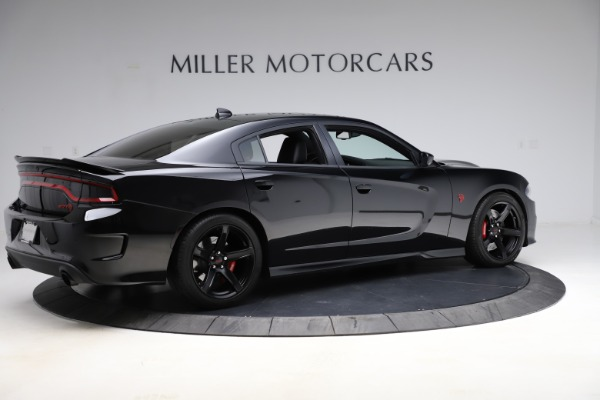 Used 2018 Dodge Charger SRT Hellcat for sale $59,900 at Aston Martin of Greenwich in Greenwich CT 06830 8