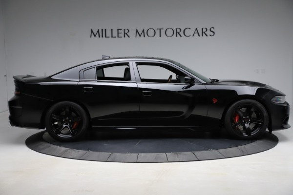 Used 2018 Dodge Charger SRT Hellcat for sale $59,900 at Aston Martin of Greenwich in Greenwich CT 06830 9
