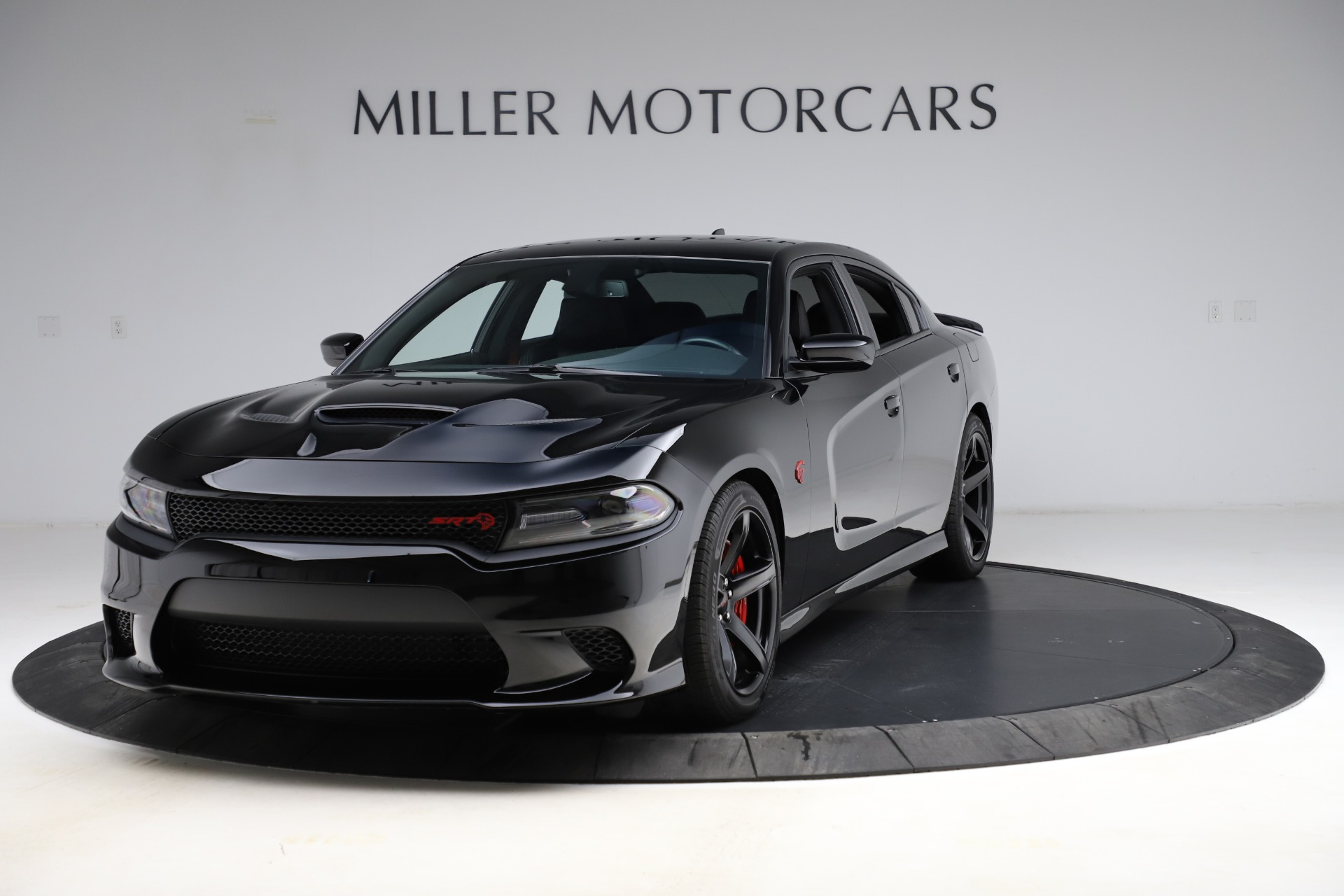 Used 2018 Dodge Charger SRT Hellcat for sale $59,900 at Aston Martin of Greenwich in Greenwich CT 06830 1