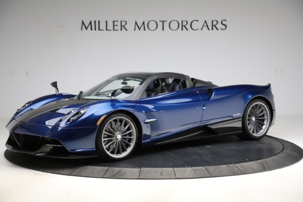 Used 2017 Pagani Huayra Roadster for sale Call for price at Aston Martin of Greenwich in Greenwich CT 06830 14