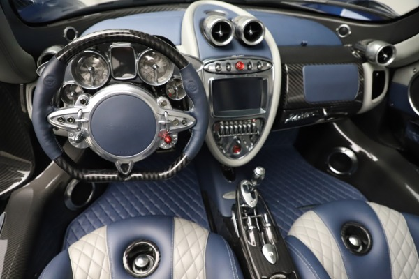 Used 2017 Pagani Huayra Roadster for sale Call for price at Aston Martin of Greenwich in Greenwich CT 06830 22