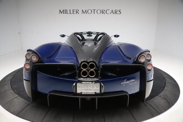 Used 2017 Pagani Huayra Roadster for sale Call for price at Aston Martin of Greenwich in Greenwich CT 06830 25