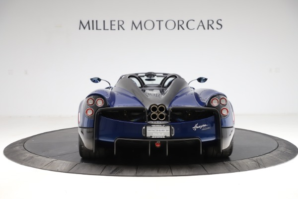 Used 2017 Pagani Huayra Roadster for sale Call for price at Aston Martin of Greenwich in Greenwich CT 06830 6