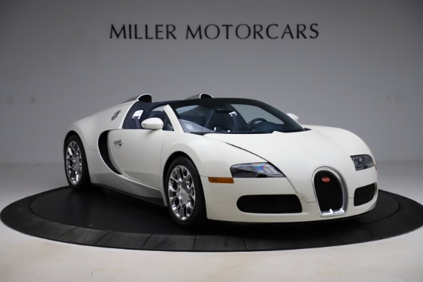 Used 2010 Bugatti Veyron 16.4 Grand Sport for sale Call for price at Aston Martin of Greenwich in Greenwich CT 06830 10
