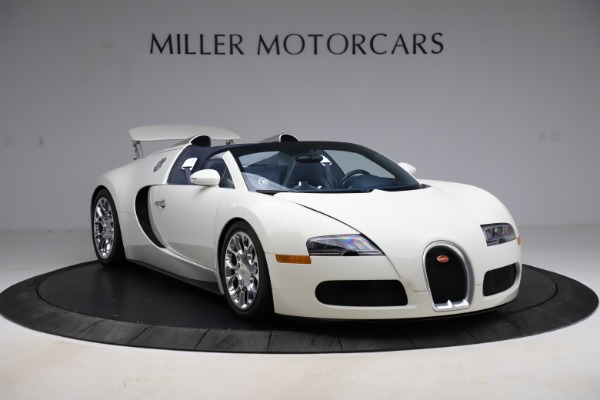 Used 2010 Bugatti Veyron 16.4 Grand Sport for sale Call for price at Aston Martin of Greenwich in Greenwich CT 06830 11
