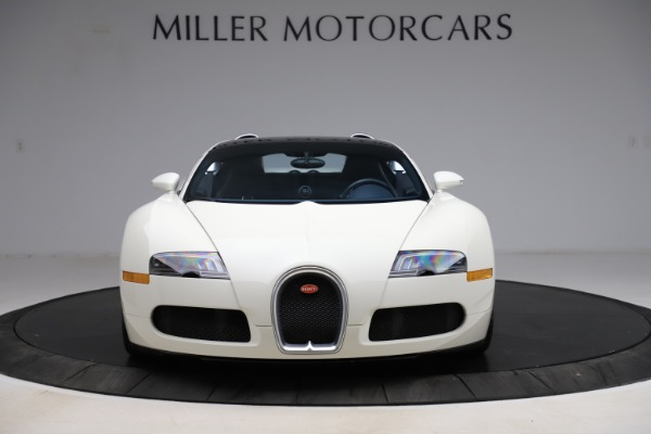 Used 2010 Bugatti Veyron 16.4 Grand Sport for sale Call for price at Aston Martin of Greenwich in Greenwich CT 06830 12