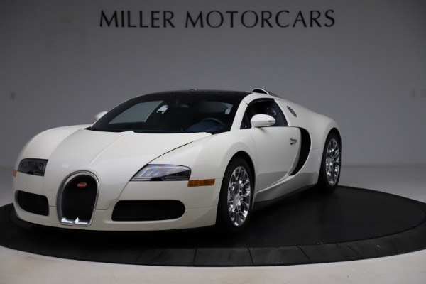 Used 2010 Bugatti Veyron 16.4 Grand Sport for sale Call for price at Aston Martin of Greenwich in Greenwich CT 06830 13