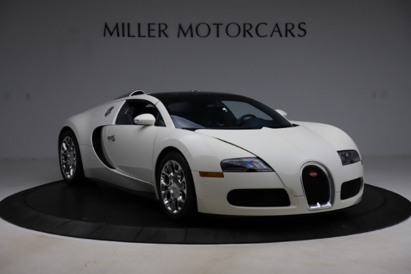 Used 2010 Bugatti Veyron 16.4 Grand Sport for sale Call for price at Aston Martin of Greenwich in Greenwich CT 06830 17