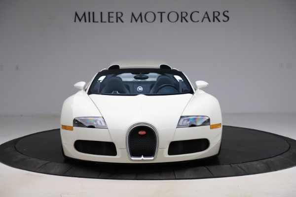 Used 2010 Bugatti Veyron 16.4 Grand Sport for sale Call for price at Aston Martin of Greenwich in Greenwich CT 06830 18