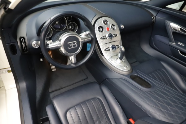 Used 2010 Bugatti Veyron 16.4 Grand Sport for sale Call for price at Aston Martin of Greenwich in Greenwich CT 06830 19