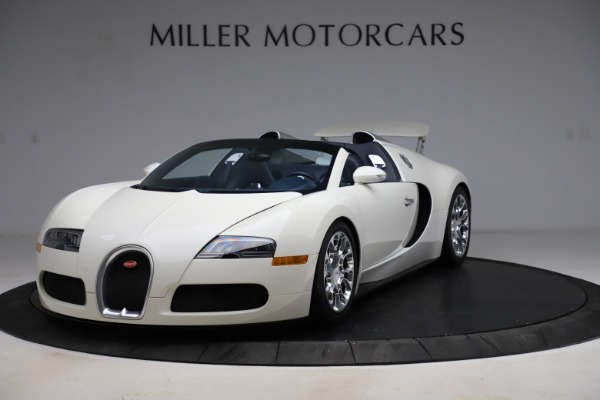 Used 2010 Bugatti Veyron 16.4 Grand Sport for sale Call for price at Aston Martin of Greenwich in Greenwich CT 06830 2