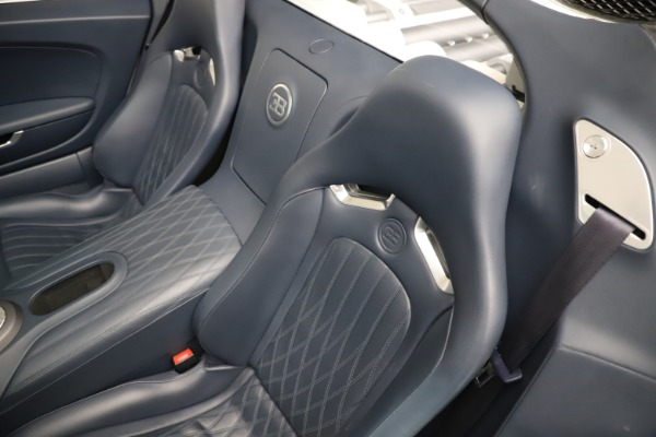 Used 2010 Bugatti Veyron 16.4 Grand Sport for sale Call for price at Aston Martin of Greenwich in Greenwich CT 06830 23