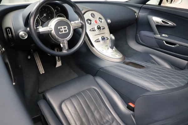 Used 2010 Bugatti Veyron 16.4 Grand Sport for sale Call for price at Aston Martin of Greenwich in Greenwich CT 06830 24
