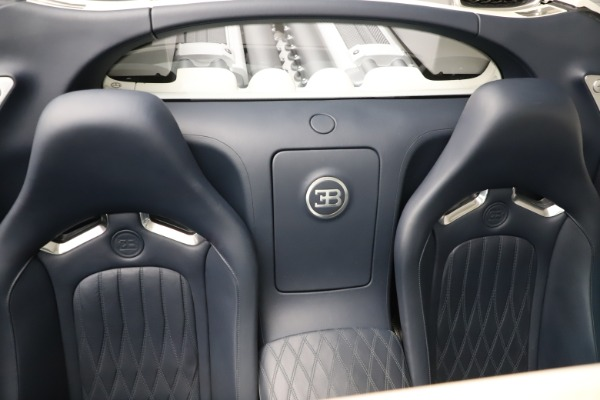 Used 2010 Bugatti Veyron 16.4 Grand Sport for sale Call for price at Aston Martin of Greenwich in Greenwich CT 06830 28