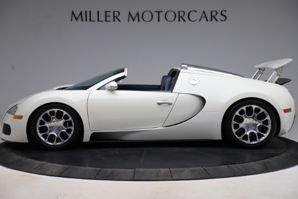 Used 2010 Bugatti Veyron 16.4 Grand Sport for sale Call for price at Aston Martin of Greenwich in Greenwich CT 06830 3