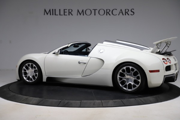Used 2010 Bugatti Veyron 16.4 Grand Sport for sale Call for price at Aston Martin of Greenwich in Greenwich CT 06830 4