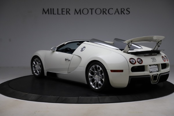 Used 2010 Bugatti Veyron 16.4 Grand Sport for sale Call for price at Aston Martin of Greenwich in Greenwich CT 06830 5