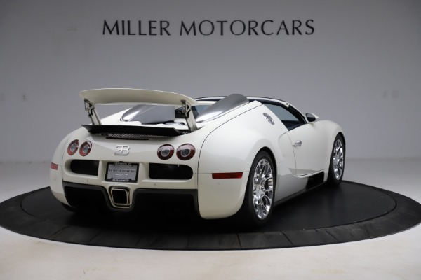 Used 2010 Bugatti Veyron 16.4 Grand Sport for sale Call for price at Aston Martin of Greenwich in Greenwich CT 06830 7