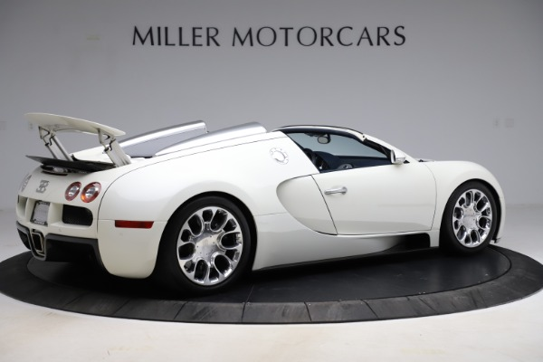 Used 2010 Bugatti Veyron 16.4 Grand Sport for sale Call for price at Aston Martin of Greenwich in Greenwich CT 06830 8