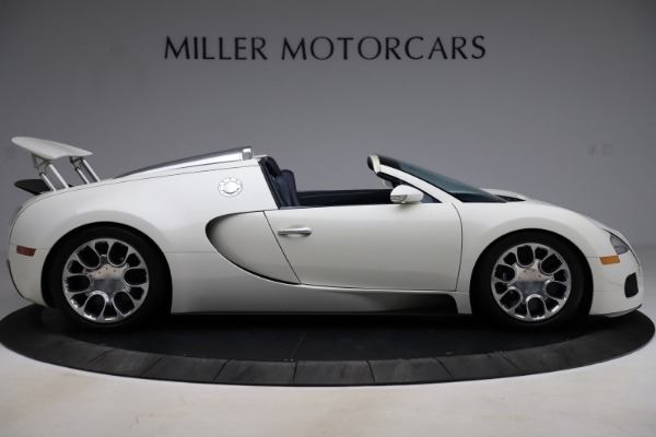 Used 2010 Bugatti Veyron 16.4 Grand Sport for sale Call for price at Aston Martin of Greenwich in Greenwich CT 06830 9