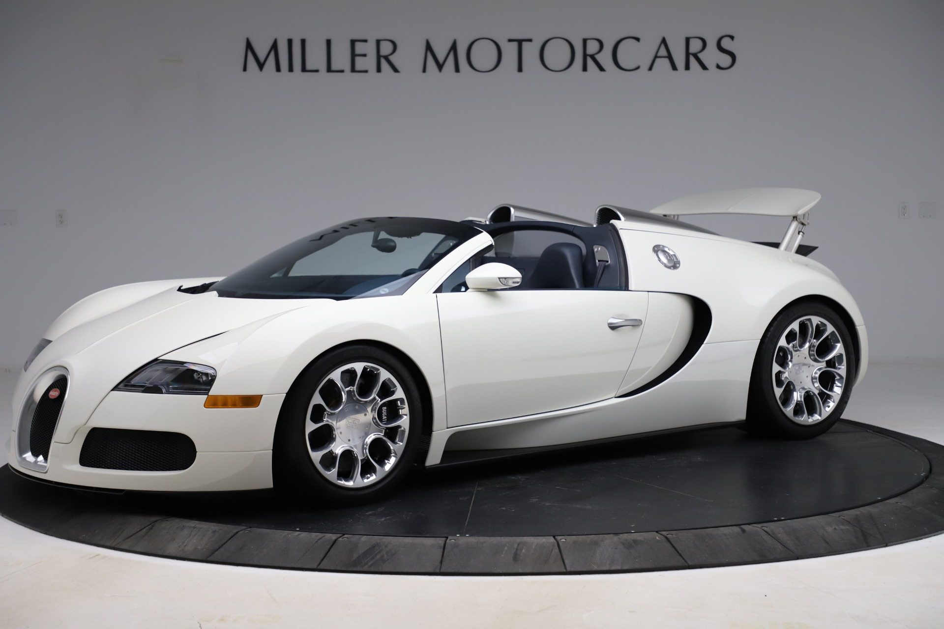 Used 2010 Bugatti Veyron 16.4 Grand Sport for sale Call for price at Aston Martin of Greenwich in Greenwich CT 06830 1
