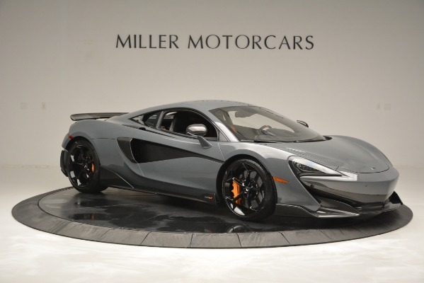 Used 2019 McLaren 600LT Luxury for sale Sold at Aston Martin of Greenwich in Greenwich CT 06830 10