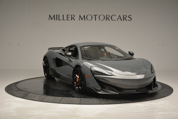 Used 2019 McLaren 600LT Luxury for sale Sold at Aston Martin of Greenwich in Greenwich CT 06830 11
