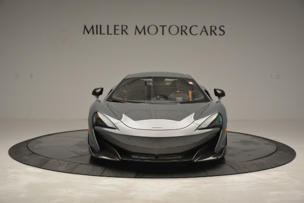 Used 2019 McLaren 600LT Luxury for sale Sold at Aston Martin of Greenwich in Greenwich CT 06830 12