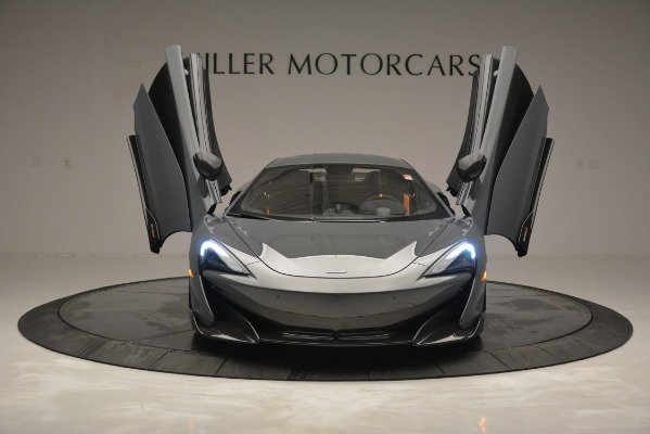 Used 2019 McLaren 600LT Luxury for sale Sold at Aston Martin of Greenwich in Greenwich CT 06830 13