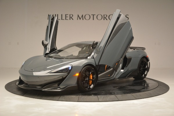 Used 2019 McLaren 600LT Luxury for sale Sold at Aston Martin of Greenwich in Greenwich CT 06830 14
