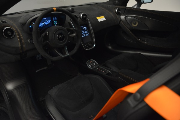 Used 2019 McLaren 600LT Luxury for sale Sold at Aston Martin of Greenwich in Greenwich CT 06830 17